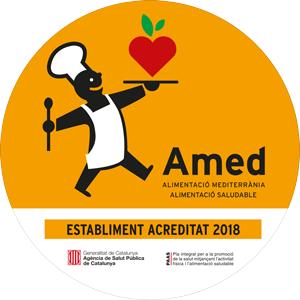 AMED Establiment acreditat 2018